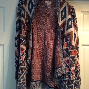 Arizona Aztec sweater
